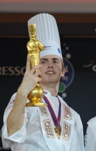 Master Chef Skeie. Photo Courtesy of Kjartan Høvik.