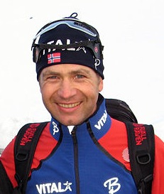 Ole Einar Bjørndalen. Photo: Wikipedia.