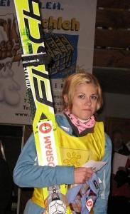 Anette Sagen. Photo: Wikipedia.
