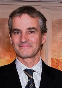 Foreign Minister Jonas Gahr Støre. Photo by Berit Hessen.