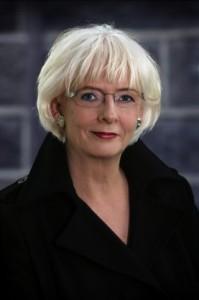 New Icelandic Prime minister Johanna Sigurdardottir.
