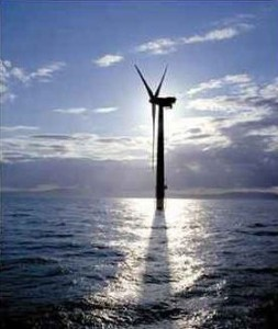 Floating Offshore Wind Turbine.