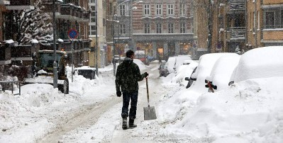 Worst snowfall in Oslo since 1987 - The Norwegian American