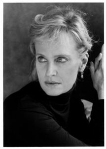 Author Siri Hustvedt. Photo: Marion Ettlinger