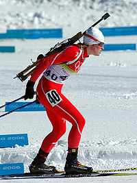 Tora Berger. Photo: Wikipedia.
