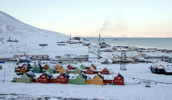 Videre kulldrift er en viktig forutsetning for å beholde Longyearbyen som et stabilt familiesamfunn. (Arkivfoto: Birger Amundsen)