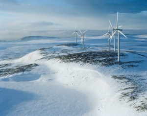 Statkraft Windpark in Norway. Photo: Statkraft.