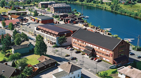 Kongsberg Automotive (KA) is headquartered in Kongsberg, Norway.