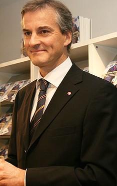 Støre. Photo: regjeringen.no