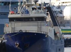 Trawler Koralnes. Photo: NRK.no