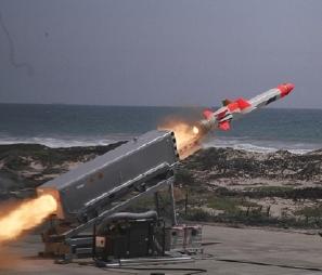 Naval Strike Missile (NSM). (Photo: Kongsberg)