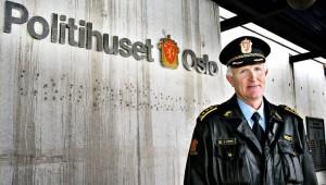 Kåre Stølen police chief at Grønland. PHOTO: JEANETTE AGA / AFTENPOSTEN