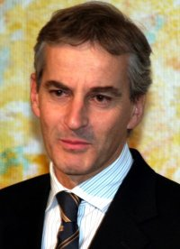 Norwegian Foreign Minister Jonas Gahr Støre. Photo by Berit Hessen.