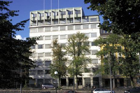 SCAN's main office in Oslo, Norway. Photo: www.scangeo.com