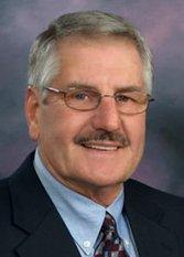 Hal Leland, mayor of Fergus Falls Journal,