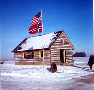 Photo courtesy of Norway Lake Lutheran Historical Association