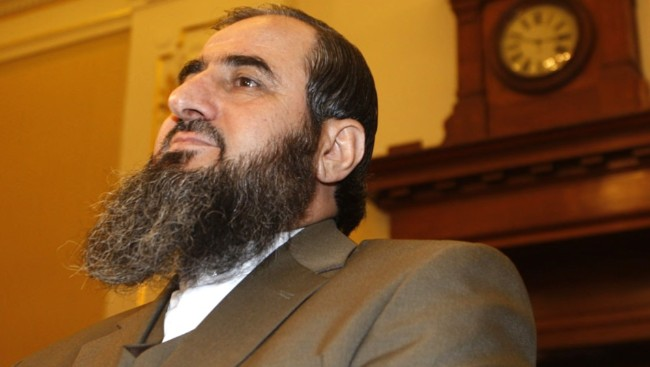 Mullah Krekar: Photo: NRK.no