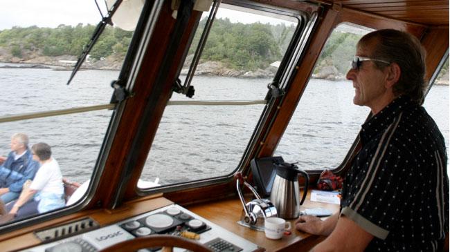 Capt. Knut Jansen
