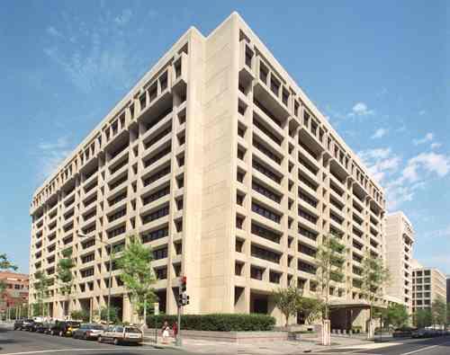 International Monetary Fund Headquarters in Washington, D.C.