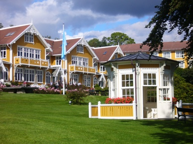The event will take place at Solstrand Hotel (www.solstrand.com)