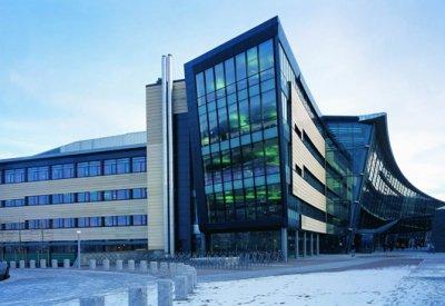 Telenor Headquarter in Oslo