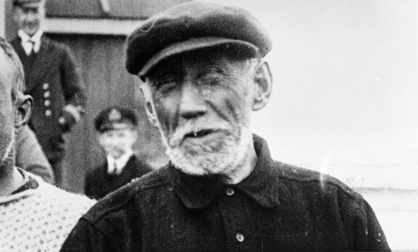 Roald Amundsen. © N.A.M. Photo Archive