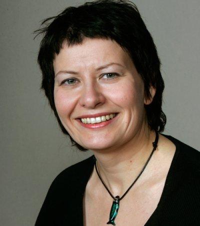 Helga Pedersen. Photo: Scanpix