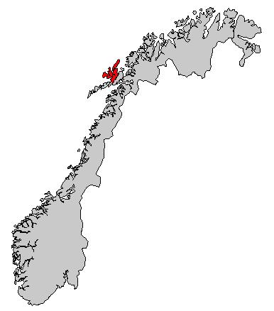 Vesterålen. Photo: Wikipedia.
