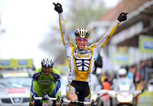 Photo: www.highroadsports.com / Team Columbia.