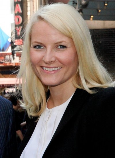 Her Royal Highness Crown Princess Mette-Marit of Norway. Photo © Berit Hessen.