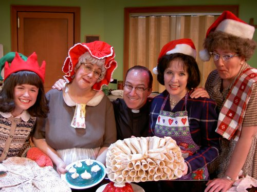 Away In The Basement: A Church Basement Ladies Christmas Opens In MN