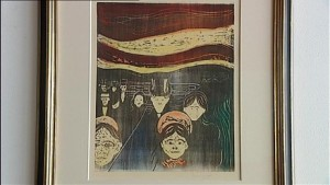 Anxiety by Munch