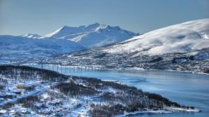 Kvaløya i Tromsø.  Photo: Per Ivar Somby