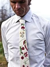 Ties from Graffer-drakten. Photo: jkjk