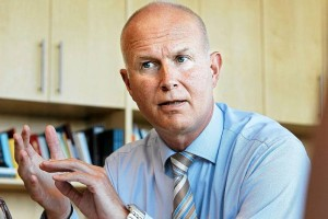 Assistant Health Director Bjorn Guldvog. PHOTO: JAN PETTER LYNAU / VG