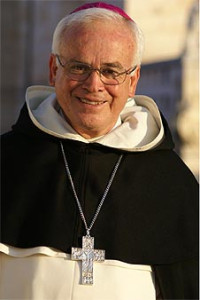 José Raúl Vera López (65), catholic bishop of Saltillo, Mexico