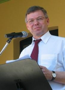 Former Norwegian Prime Minister Bondevik