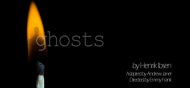 an analysis of henrik ibsens play ghost Henrik ibsen's play ghosts is a three-act drama about a widowed mother and her prodigal son, who has returned to his dreary norwegian home the play was written in 1881, and the characters and setting reflect this era.