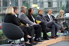 Norwegian politicians ready to debate on Aug. 15.