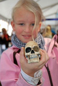 The Research Days festival is aimed at raising childrens' interest in science.