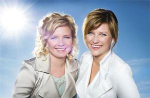 Princess Märtha Louise and Elisabeth Nordeng, co-founders of Astarte Education