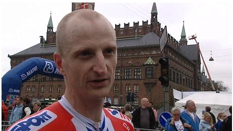 Reidar Borgersen, during an interview with NRK.