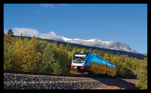 NSB is Norway's largest rail system.