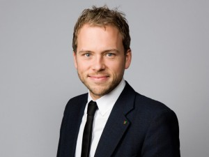 Audun Lysbakken is the current deputy leader of SV.