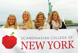 Photo courtesy Scandinavian College of New York