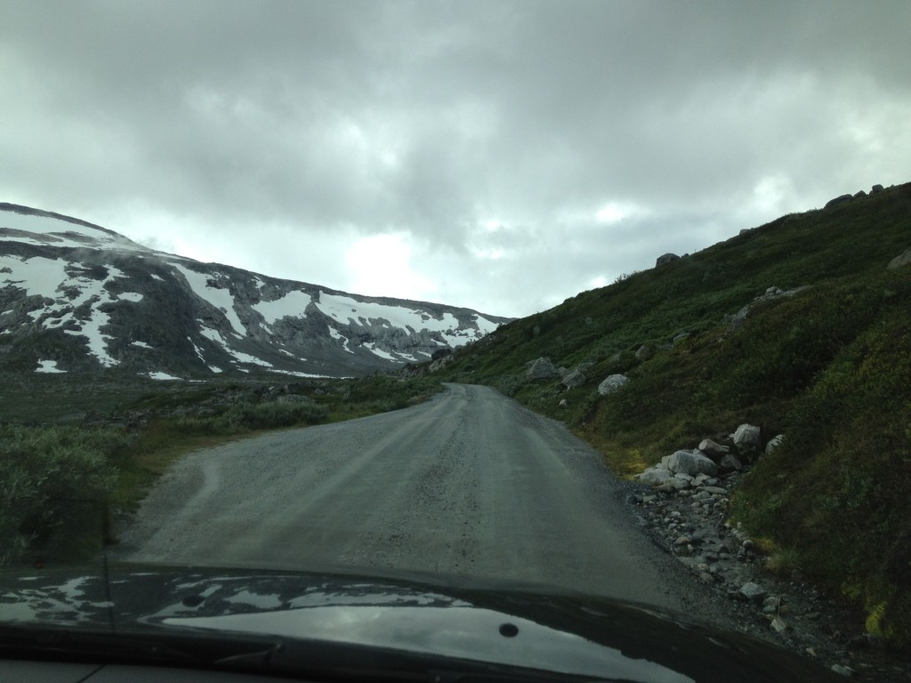 Photo: Heidi Håvan Grosch Gamle Stryn Mountain Road
