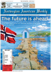 Cover of the May 9, 2014 issue of NAW