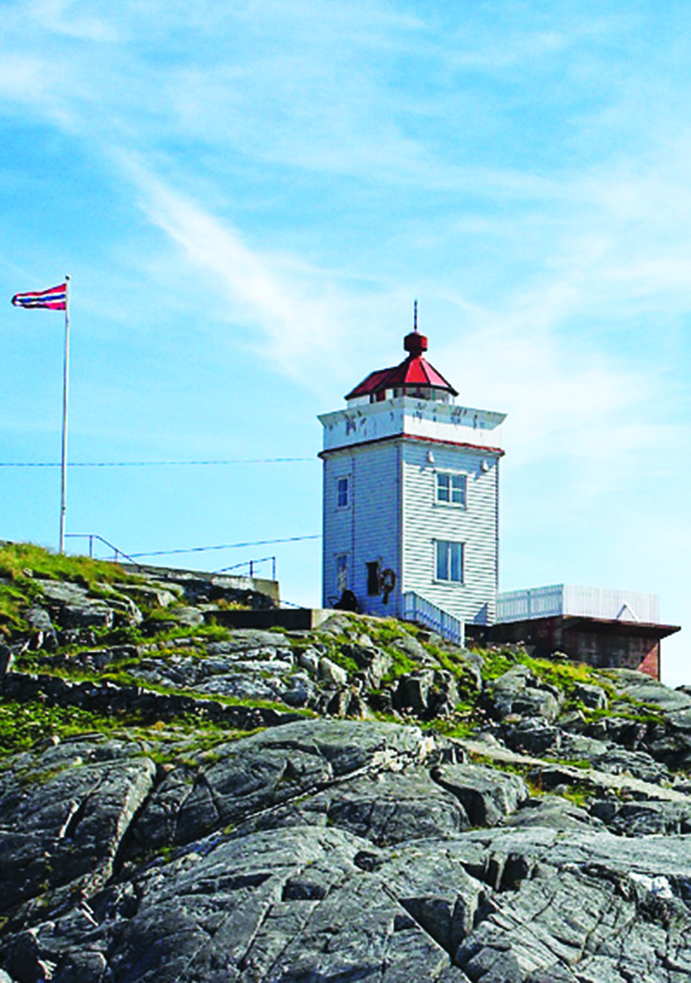Photo: Roar Johansen / Wikimedia Commons Ryvarden is a landmark on the Norwegian coast, and a great place to soak in some history.