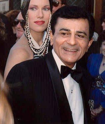 Photo: Alan Light /  Wikimedia Commons Casey Kasem at the 41st Emmy Awards in 1989.