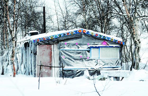 Photo: courtesy of Torpedo Factory  Sami life is dependent on repurposing.